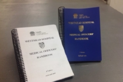 Westmead Hospitals Medical Officers Handbook