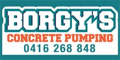Borgy's Concrete Pumping