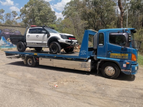 Automotive Trade Towing