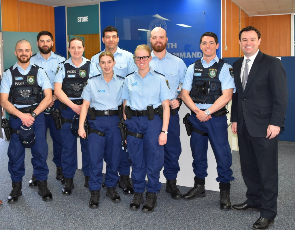 1500 New Police to Keep the Community Safe | News Stories