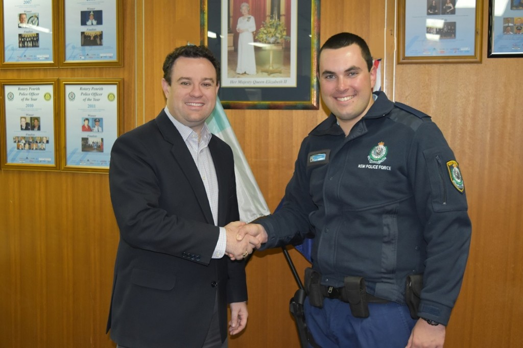 Boost for NSW Police | News Stories
