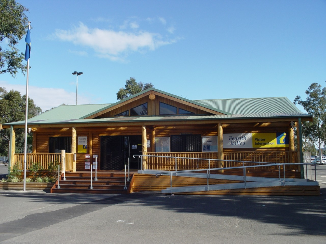 Penrith Visitor Information Centre