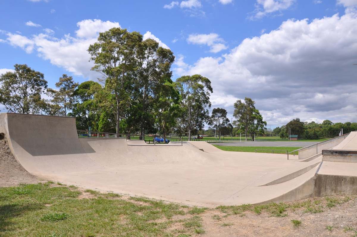 Jamison Skate Facility