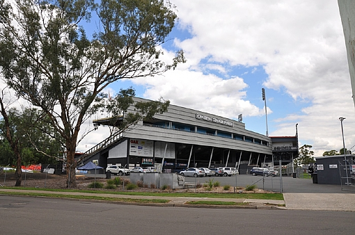 Centrebet Stadium home of the Penrith Panthers