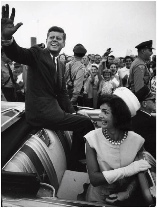 Regional Gallery & The Lewers Bequest presents American Visionary: John F. Kennedy's Life and Times
