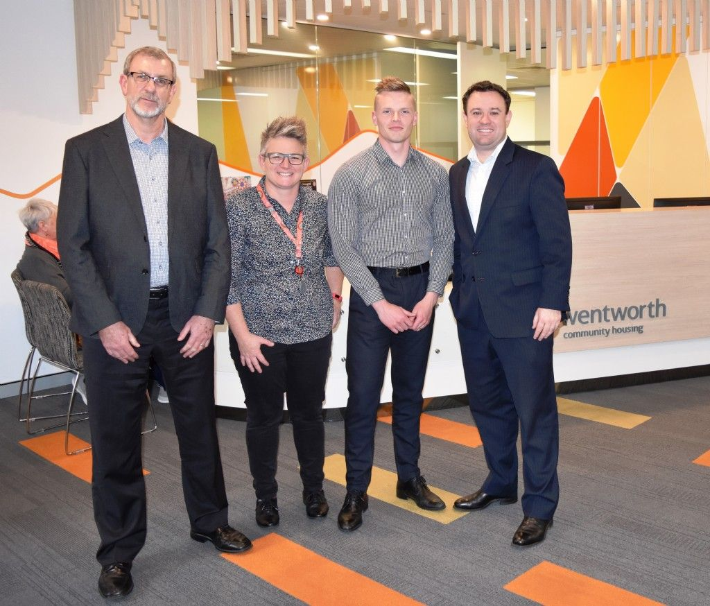 Support for Local Project to Tackle Youth Unemployment