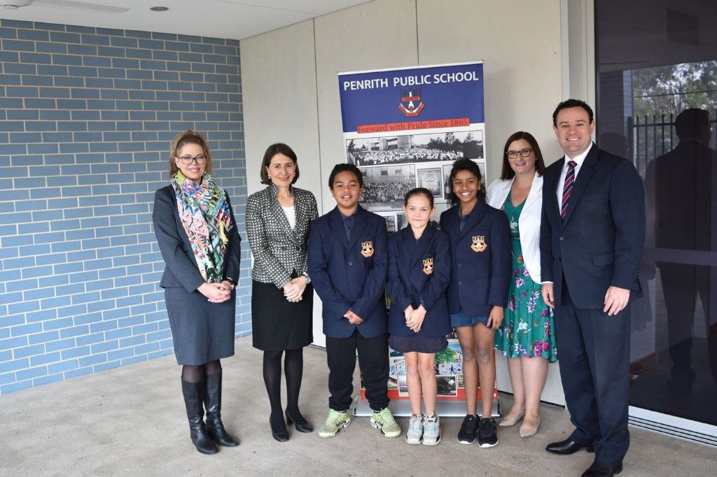New Cutting-Edge Facilities for Penrith Students