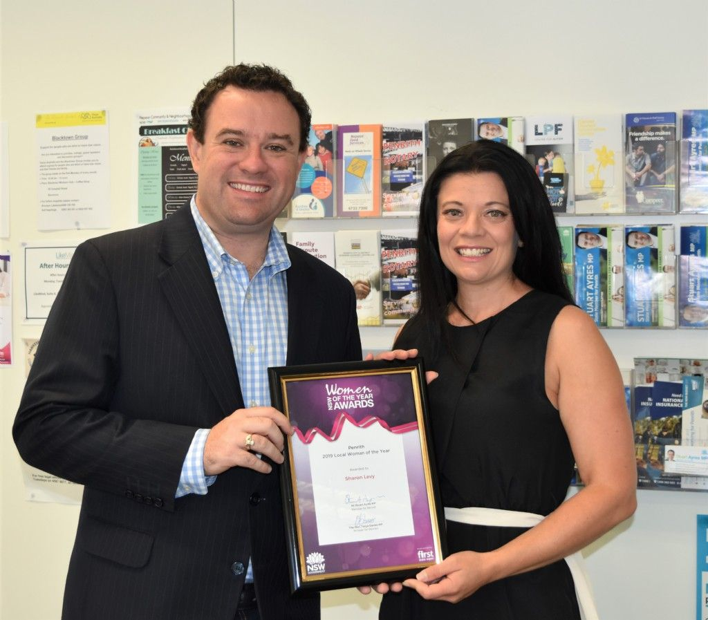 Penrith's 2019 Local Woman of the Year