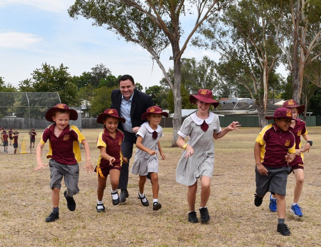 Penrith South Public School Students to Benefit with New Fitness Track