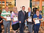 Inspirational Penrith Seniors Recognised with Local Achievement Awards