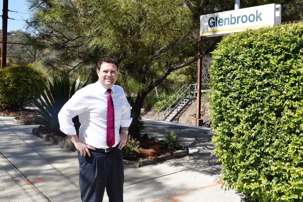 Have Your Say on the Glenbrook Station Upgrade
