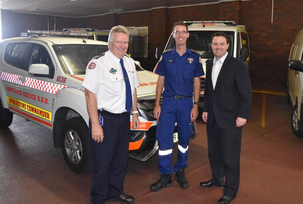 $48 Million Investment in Protecting State's Paramedics