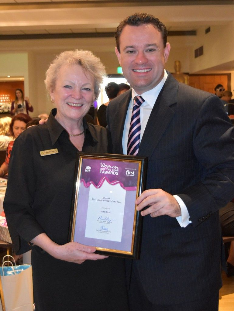 2017 Penrith Local Woman of the Year