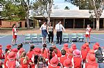 New Multi-purpose Hardcourt Now Open for Emu Plains Public School Students