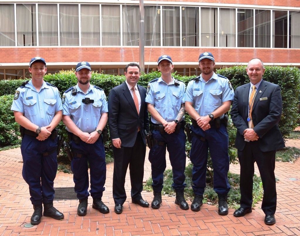 9 New Police Officers for Nepean and Blue Mountains Area Commands