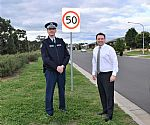 Safer Speed Limit along Caddens Road and O'Connell Street at Caddens