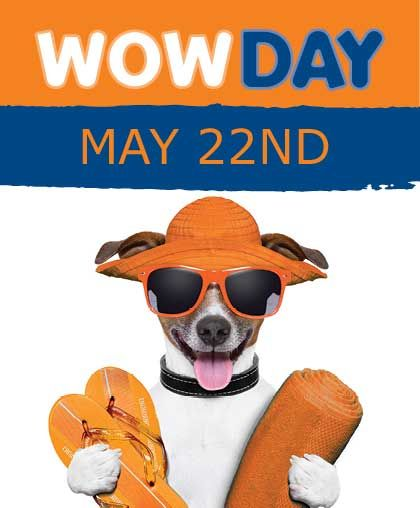 WOW Day 2019 - Wear Orange Wednesday to Thank our Dedicated SES Volunteers