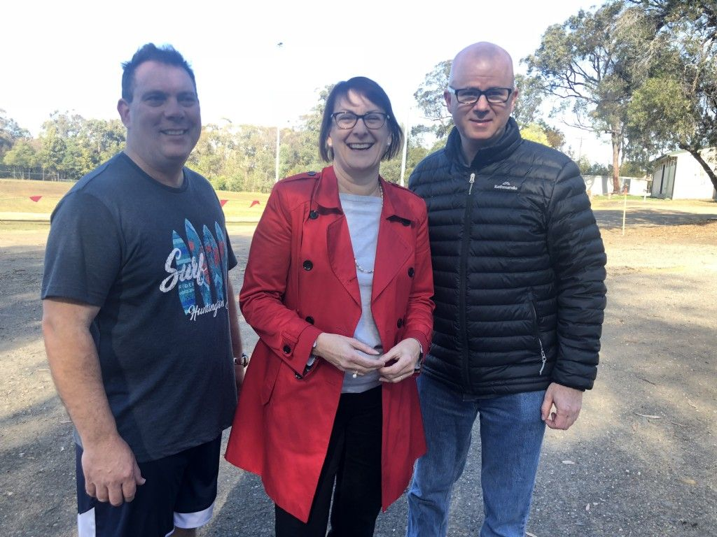 Support for Knapsack Park Upgrade